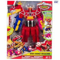 Megazord Power Rangers Dino Charge Original Bandai #42096