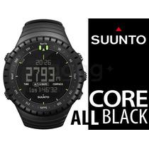 Relogio Suunto Core All Black Computador De Pulso