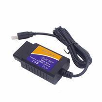V1.5 Ferramenta Auto Diagnóstico Obd Scanner Elm327 Usb Elm