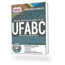 Apostila Universidade Federal Abc - Assistente Em Admin