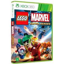 Lego Marvel Super Heroes Xbox 360 - Legendas Em Português