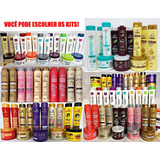 60 Produtos Bel Kit = Shampoo + Condicionador + Máscara