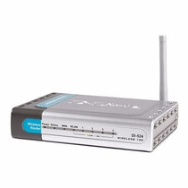 Roteador Wireless D Link Di-524 150mbps 2.4ghz
