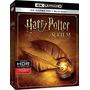 Blu-ray 4k Ultra Hd Coleção Harry Potter 8 Filmes
