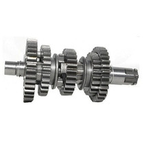 Eixo Pinhão Titan 95-99 / Ks / Fan125 Completo + Brinde