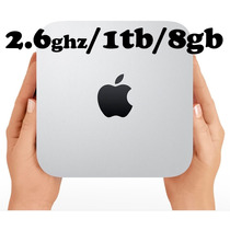 Apple Mac Mini Core I5 2.6ghz 1tb Hd 8gb Mgen2 - Novo