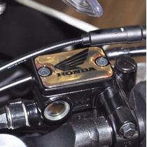 Adesivo Relevo 3d Fluido Freio Gold Moto Honda Cbr Cb 500