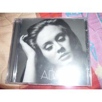 Cd Adele 21 Nacional Novo E Lacrado