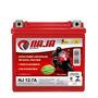 Bateria De Moto Nx150/200/xr200/sahara/cbx200 12-7a - Naja