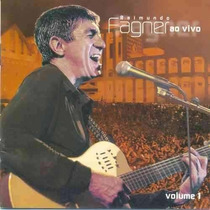 Cd Fagner - Ao Vivo Vol. 1 (915747)