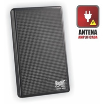 Antena Tv Digital Interna Hdtv 8000 Amplificada Nova