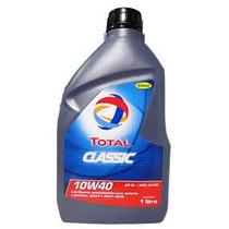Oleo Para Motor Total 10w40 P/ Gasolina E Diesel