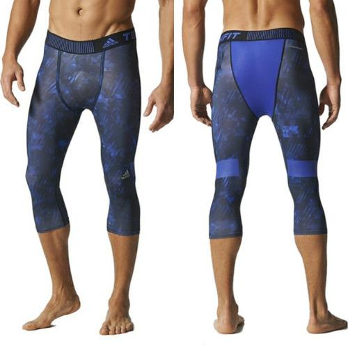 Calça Térmica adidas Legging Compressão Masculina 3 4 Cool. - R  149 ... c70dde9227b7e