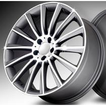 Jogo De Roda Mercedes Amg C63 Sl500 C200 Aro 20 5x112 R66 Kr