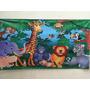 Safari Painel Em Lona Semi-brilho E Fosco 2 X 1,40 Mts