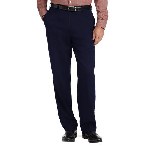 Calça Social Masculina Barata Azul Marinho Oxford Fabrica c231e778bea