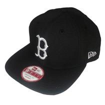 Boné Aba Reta Snapback Boston Red Sox Original Fit Black