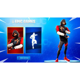 Fortnite - Ikonik - Pc - Xbox - Ps4 - Switch - Mobile