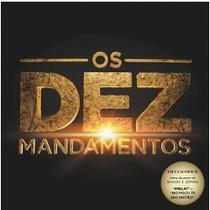 Os Dez Mandamentos - Trilha Sonora Da Novela (cd) Original