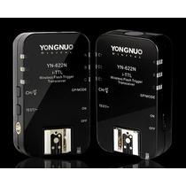 Radio Flash Yongnuo Rf-622n Nikon I-ttl Yn-622