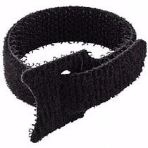 Abraçadeira Cinta De Velcro 200mm X 12mm Pacote Com 10 Peças