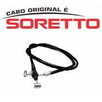 Cabo Acelerador Yamaha Ybr Factor 125 Ed Ek 2009 10 11 12 13