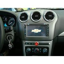 Central Multimídia Captiva Chevrolet Captiva Gm Dvd Gp Tv
