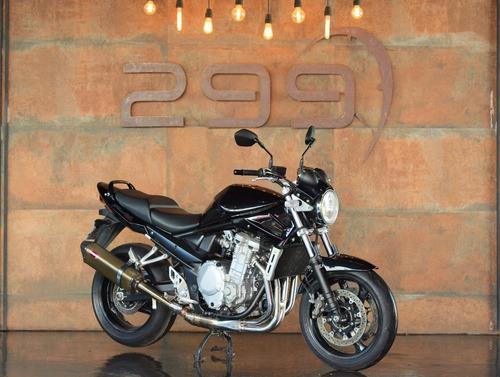 SUZUKI BANDIT 1250N 2009 COM APENAS 19.206KMS