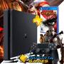 Ps4 1tb Slim 2 Controles Jogo God Of War Iii   Remasterizado