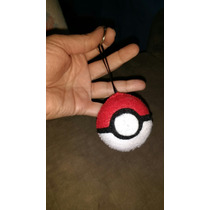 Pokémon De Feltro Chaveiro