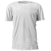5 Camisetas Poliester Lisa Para Sublimação Atacado Adulto