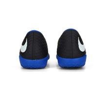 621c2642cb381 Chuteira Nike Hypervenom Phelon 3 Iii Ic Futsal Preta Azul à venda ...