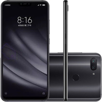 Celular Xiaomi Mi 8 Lite 64gb Preto Original  Pronta Entrega