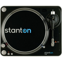 Vitrola Stanton T52b Straight Arm Belt-drive Turntable Dj