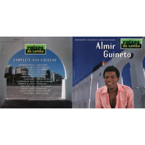 Cd Almir Guineto - Raízes Do Samba 1999
