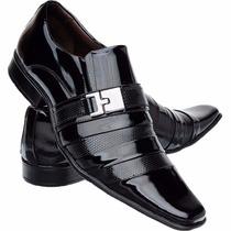 Sapato Masculino Social Fino Exclusivo Dhl Calçados Franca