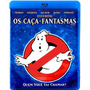 Blu-ray - Os Caça-fantasmas (lacrado)