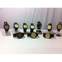 Kit 3 Relógio Citizen Automático Novo Lote Receita Federal