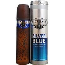 Perfume Cuba Silver Blue 100ml Masculino