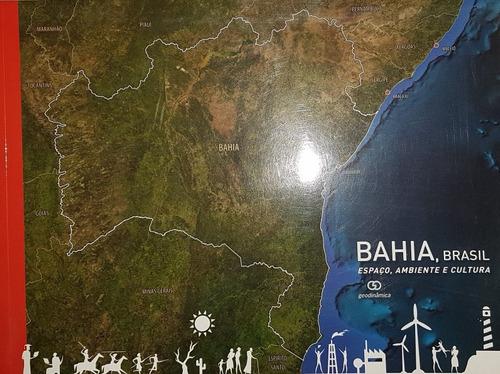 Livro Geografia Bahia