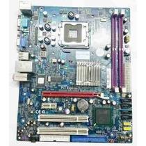 Placa Mãe Lga 775 Ddr2 G31t-m7 Intel G31 Fsb 1333 + Espelho