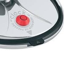 Borracha Panela Pressão Clock Control 4,5 Lts Original
