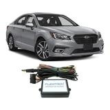 Interface Controle Som Volante Subaru Legacy (fiv-swc)
