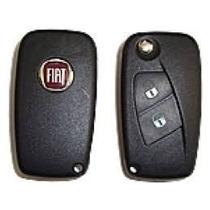 Chave Canivete Com Telecomando Fiat Stilo E Punto Original