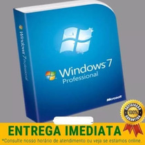 Chave Key Serial Original Windows 7 Professional