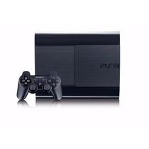 Playstation 3 Ps3 250gb Super Slim Bivolt Blu-ray + Hdmi