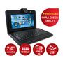 Tablet Celular 2 Chip 3g Gps Teclado Whatsapp + Teclado