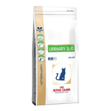 Ração Royal Canin Urinary S/o Lp 34 Veterinary Diet Feline Gato Adulto 7.5kg