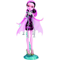 Boneca Monster High Assombrada Draculaura - Mattel