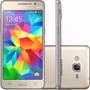 Smartphone Samsung Galaxy Gran Prime Duos Dourado 3g 8mp
